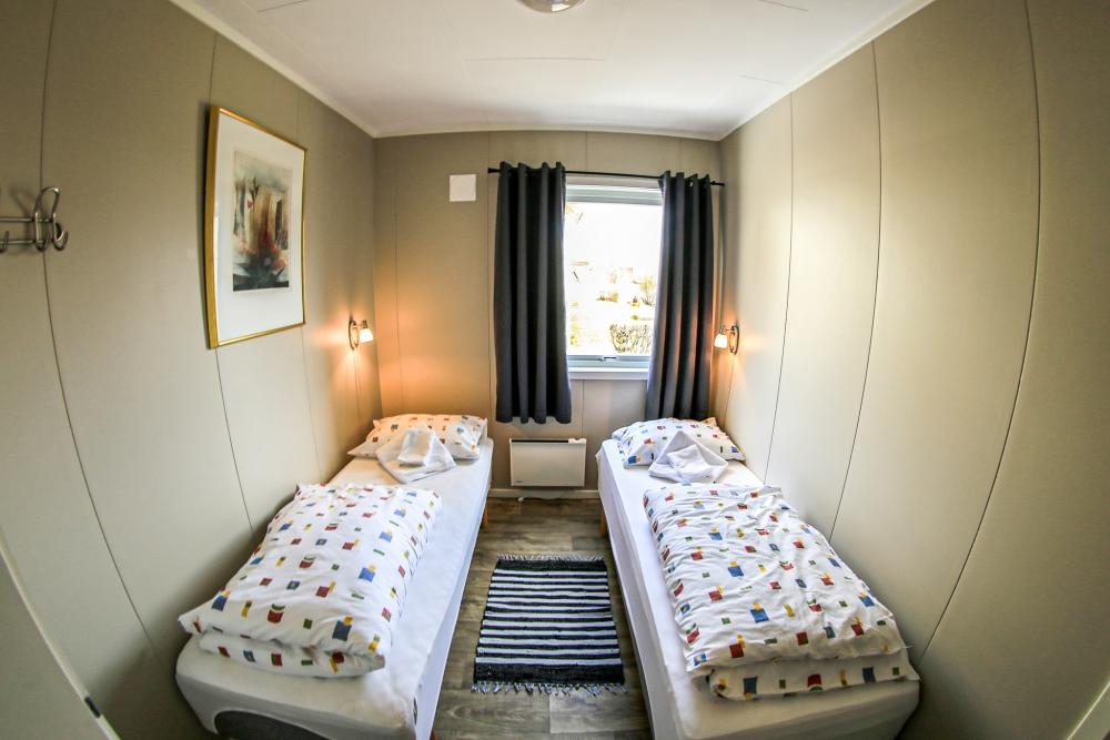 Soverom 4 i Per Arne huset, feriehus i Nordreisa / Lyngen
