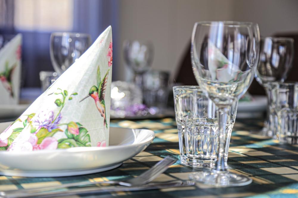 Spisebord Waagen huset