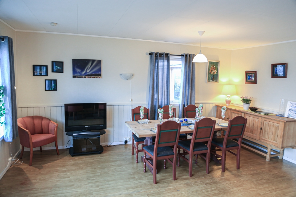 Spisebord / stue Mary huset