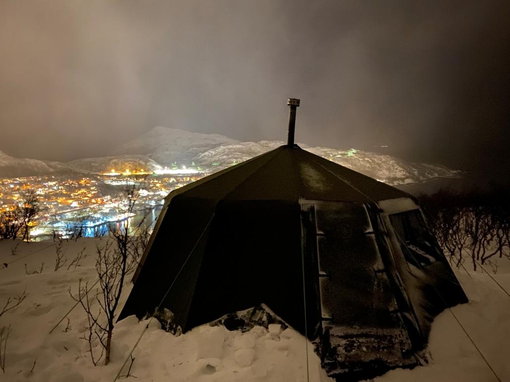 Skjervøy panorama